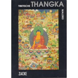 Galerie Zacke Tibetische Thangka Malerei, von Irene Zacke