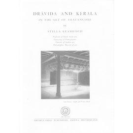 Artibus Asiae Dravida and Kerala in the Art of Travancore, by Stella Kramrisch