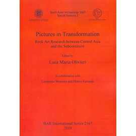 BAR Publishing Pictures in Transformation, by Luca Maria Olivieri, Laurianne Bruneau, Marco Ferrandi