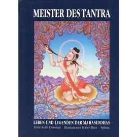 Sphinx Verlag Meister des Tantra, von Keith Dowman