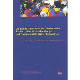 Seismo Verlag Zürich Die zweite Generation der Tibeter in der Schweiz: Identitätsaushandlungen und Formen buddhistischer Religiosität, von Jens Schlieter, Marietta Kind und Tina Lauer