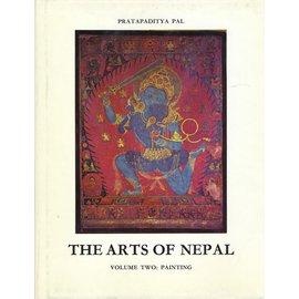 Brill The Arts of Nepal, Vol 2, Painting, by Pratapaditya Pal