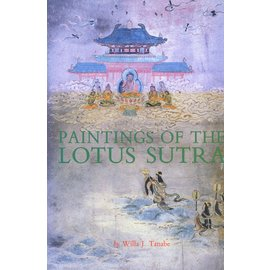 Weatherhill Paintings of the Lotus Sutra, by Willa J. Tanabe
