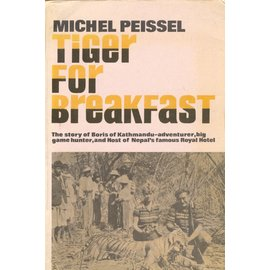Allied Publishers Private Limited Tiger for Breakfast, Michel Peissel