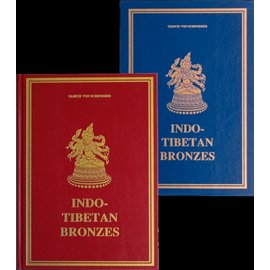 Visual Dharma Publications Indo Tibetan Bronzes, by Ulrich von Schroeder