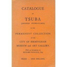 City of Birmingham Museum Catalogue of Tsuba (Japanese Sword-Guards)