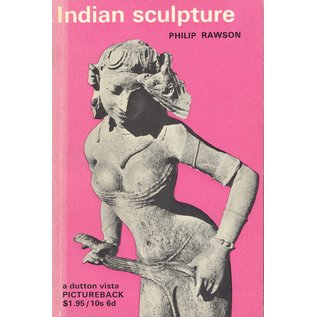 Dutton Vista Paperback Indian Sculpture, by Philip Rawson