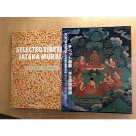 Bi-No-Bi Publishing Company Selected Tibetan Jataka Murals, by Shao Yu, Shen Peng