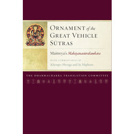 Snow Lion Publications Ornament of the Great Vehicle Sutras: Maitreya's Mahayanasutralamkara
