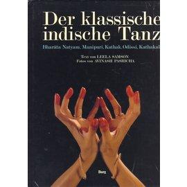 Burg Verlag Stuttgart Der Klassische indische Tanz, von Leela Samson