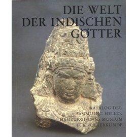 Verlag Elisabeth May, München Die Welt der Indischen Götter, von F.K. Heller