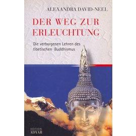 Edition Adyar Der Weg zur Erleuchtung, von Alexandra David-Neel