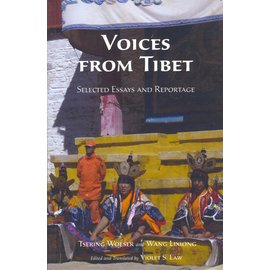 University of Hawai'i Press Voices from Tibet, Tsering Woeser and Wang Lixiong