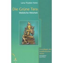Diamant Verlag Die Grüne Tara, von Lama Thubten Yeshe