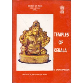 Directorate of Census Operations Kerala Temples of Kerala, by S. Jayashankar