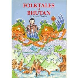 White Lotus Folktales of Bhutan, by Kunzang Choden