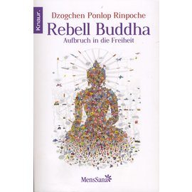 Droemer Knaur Rebell Buddha, von Dzogchen Ponlop Rinpoche