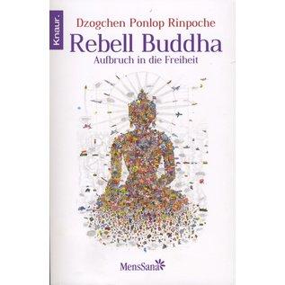 Droemer Knaur Rebell Buddha, Aufbruch in die Freiheit, von Dzogchen Ponlop Rinpoche