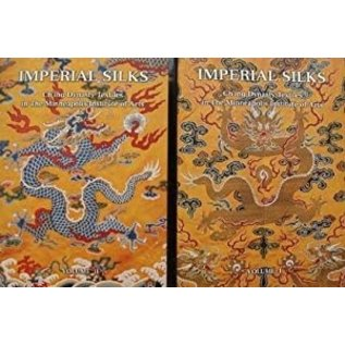Art Media Resources Imperial Silks: Ch'ing Dynasty Textiles in the Minneapolis Institute of Arts, by Robert D. Jacobsen