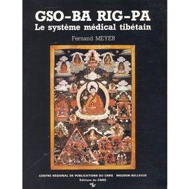 Editions du CNRS Gso-ba Rig-pa, Le Système Médical Tibétain, par Fernand Meyer