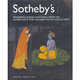 Sotheby's Important Indian Paintings from the Gloria Katz and William Huyck Collection