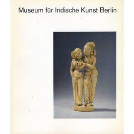 Staatliche Museen Preussischer Kulturbesitz Museum für Indische Kunst Berlin, Katalog 1976 von Herbert Härtel