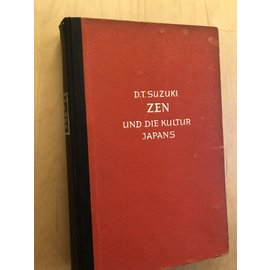 Deutsche Verlagsanstalt Stuttgart Zen und die Kultur Japans, von D.T. Suzuki