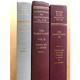 The Pali Text Society, Lancaster The Mahavastu, translated by J.J. Jones