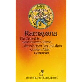 Diederichs Gelbe Reihe Ramayana, ins Deutsche übertragen von Claudia Schmölders