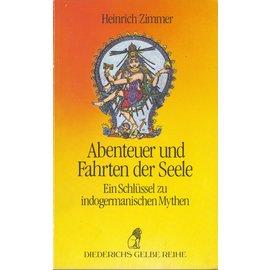 Diederichs Gelbe Reihe Abenteuer und Fahrten der Seele, von Heinrich Zimmer