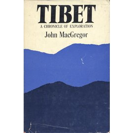 Vikas Publishing House Tibet:  A Chronicle of Explaration, by John MacGregor