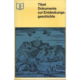 Henry Goverts Verlag Stuttgart Tibet: Dokumente zur Entdeckungsgeschichte, mit einer Einleitung von Ernst Schäfer