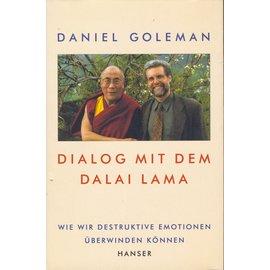 Carl Hanser Verlag Dialog mit dem Dalai Lama, von Daniel Goleman