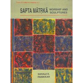 D.K. Printworld Sapta Matrika, by Shivaji K. Panikkar