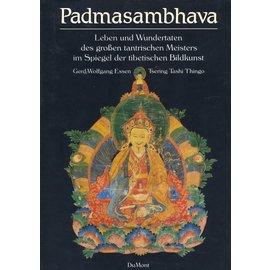 Du Mont Padmasambhava, von Gerd-Wolfgang Essen und Tsering Tashi Thingo