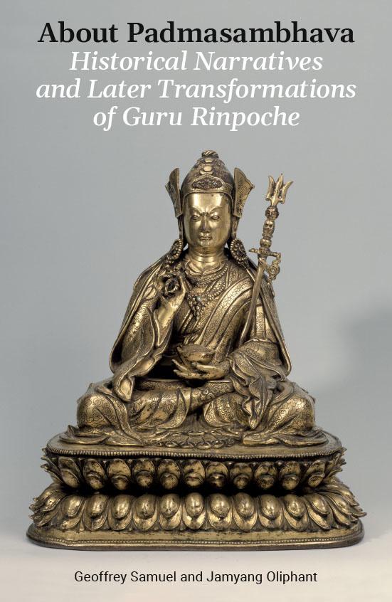 About Padmasambhava - Neuerscheinung im Garuda Verlag
