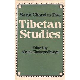 K P Bagchi & Company Calcutta Tibetan Studies by Sarat Chandra Das, edited by Alaka Chattapadhyaya