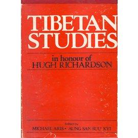 Vikas Publishing House Tibetan Studies in honour of Hugh Richardson, by Michael Aris and Aung San Suu Kyi
