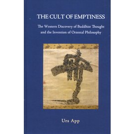 University Media The Cult of Emptiness, by Urs App