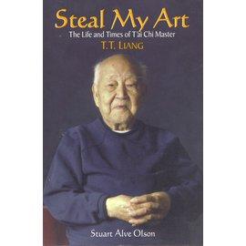 North Atlantic Books Steal my Art, by Stuart Alve Olson