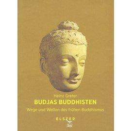 Elster Verlag Zürich Budjas Buddhisten, von Heinz Greter