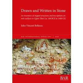 BAR Publishing Drawn and Written in Stone, by John Vincent Bellezza