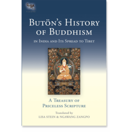 Snow Lion Publications Butön's History of Buddhism in India and its Spread to Tibet,  translated by Lisa Stein and Ngawang Zangpo