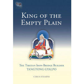 Snow Lion Publications King of the Empty Plain, by Cyrus Stearns
