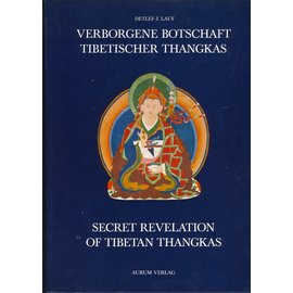 Aurum Verlag Verborgene Botschaft Tibetischer Thangkas / Secret Revelation od Tibetan Thangkas, Detlef Ingo Lauf