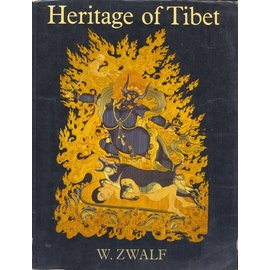 The Trustees of the British Museum Heritage of Tibet, by W. Zwalf