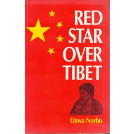 Sterling Publishers, Delhi Red Star over Tibet, by Dawa Norbu