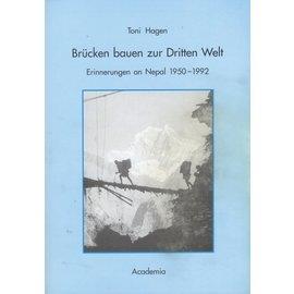 Academia Verlag St. Augustin Brücken bauen zur Dritten Welt, von Toni Hagen