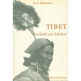 Alfred Metzner Verlag Tibet, Geschichte und Schicksal, von H. E. Richardson