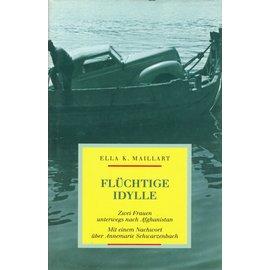 EfEf Verlag Bern Flüchtige Idylle, von Ella K. Maillart